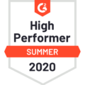 high performer badge
